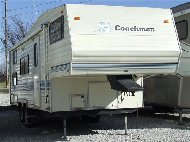 1993 Coachmen Catalina 25RLS