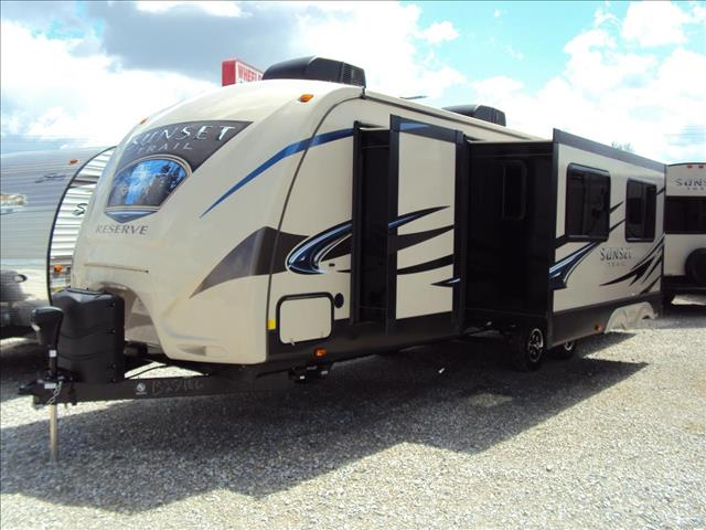 2015 Crossroads RV Sunset Trail Reserve TT 29SS