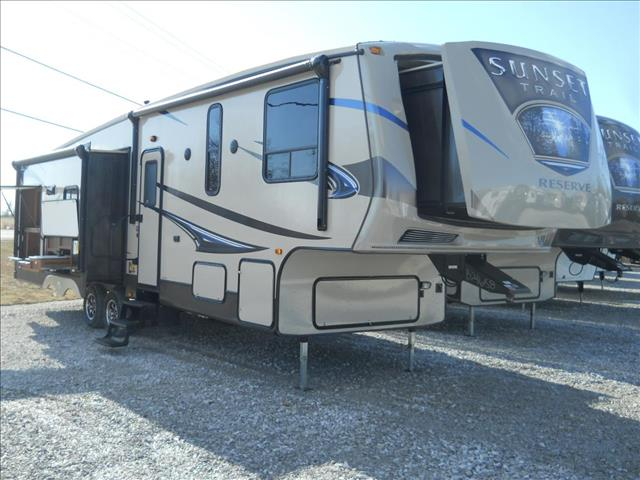 2014 Crossroads RV Sunset Trail 32RL
