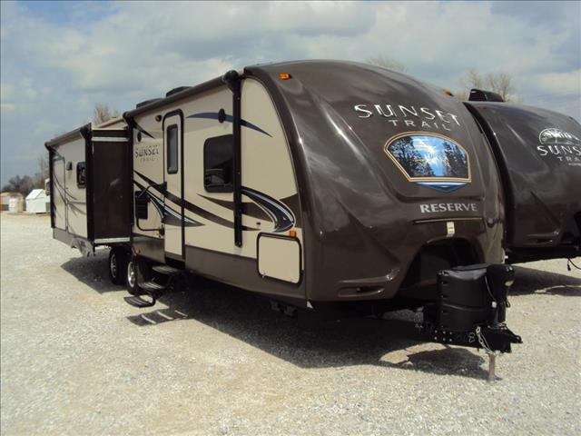 2014 Crossroads RV Sunset Trail Reserve 32RL