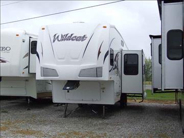 2009 Wildcat Wildcat 32QBBS