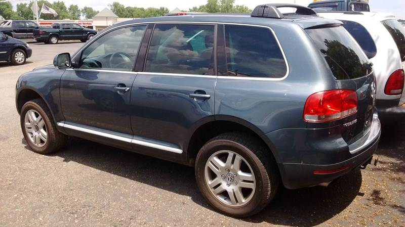 2004 volkswagen touareg awd v8 4dr suv in lancaster oh. Black Bedroom Furniture Sets. Home Design Ideas