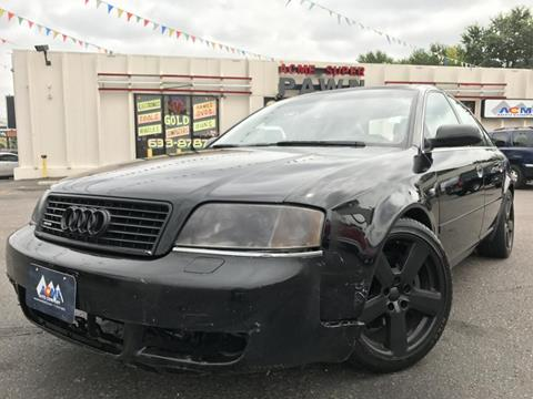 2003 Audi A6 for sale in Colorado Springs, CO