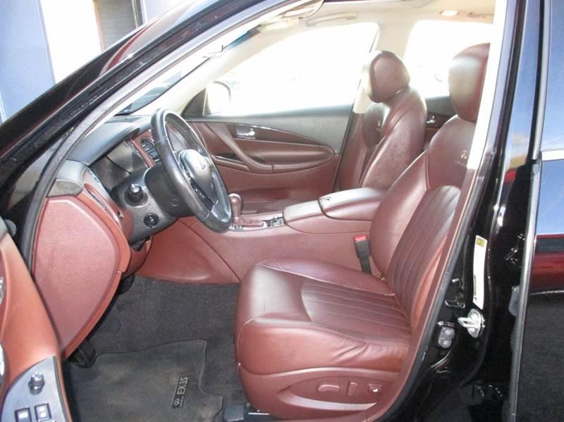 2011 Infiniti EX35 Journey 4dr Crossover - Apex NC