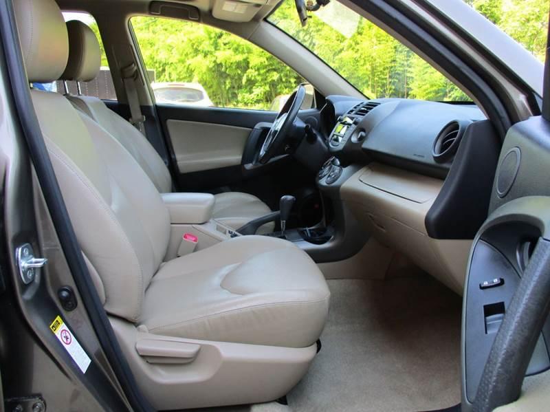2010 Toyota RAV4 Limited 4dr SUV - Apex NC