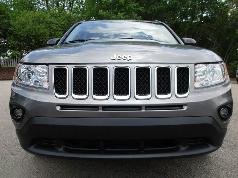 2011 Jeep Compass Latitude 4dr SUV - Apex NC