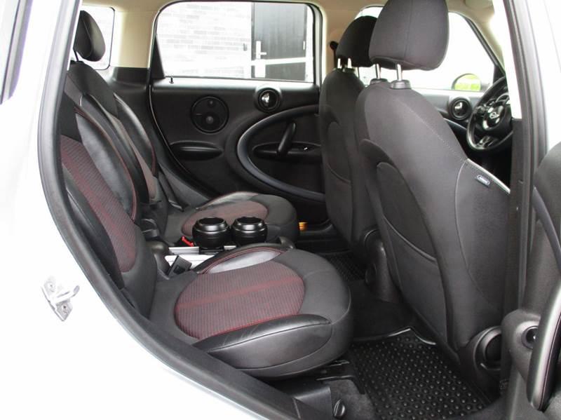 2012 MINI Cooper Countryman S 4dr Crossover - Apex NC