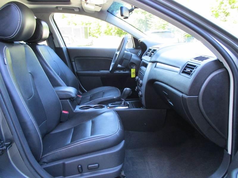 2011 Ford Fusion SEL 4dr Sedan - Apex NC