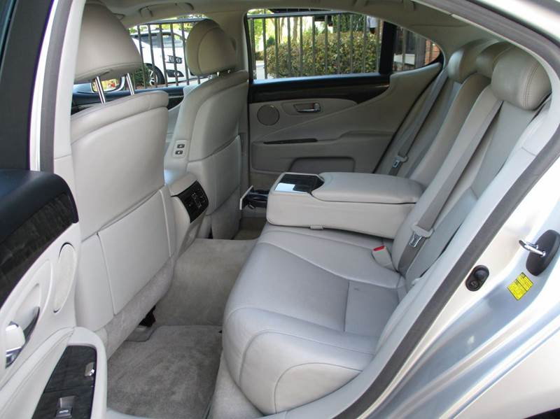 2008 Lexus LS 460 4dr Sedan - Apex NC