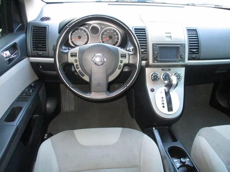 2012 Nissan Sentra 2.0 SR 4dr Sedan - Apex NC