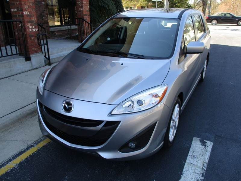 2012 Mazda MAZDA5 Grand Touring 4dr Mini-Van - Apex NC