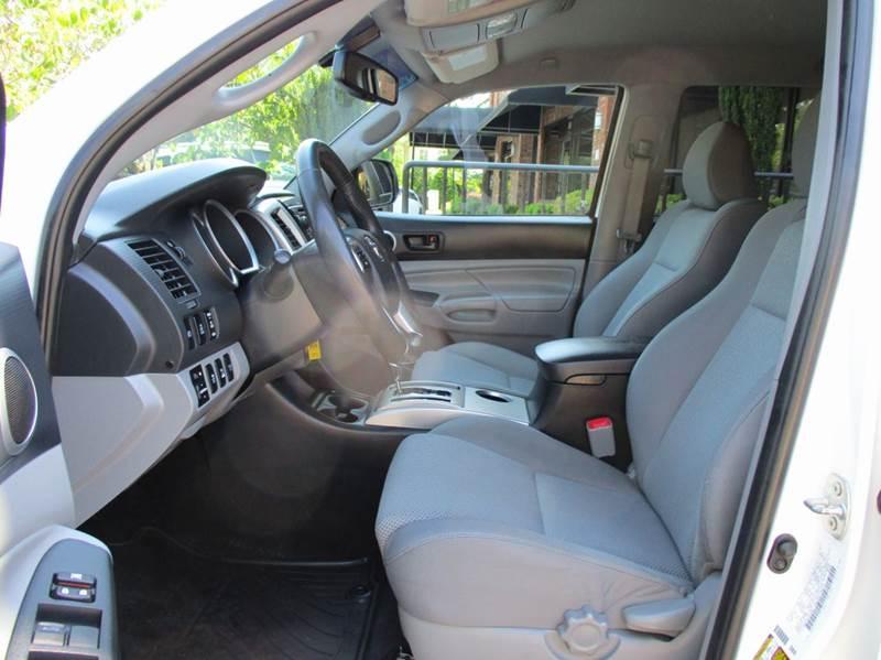 2013 Toyota Tacoma 4x4 V6 4dr Double Cab 5.0 ft SB 5A - Apex NC