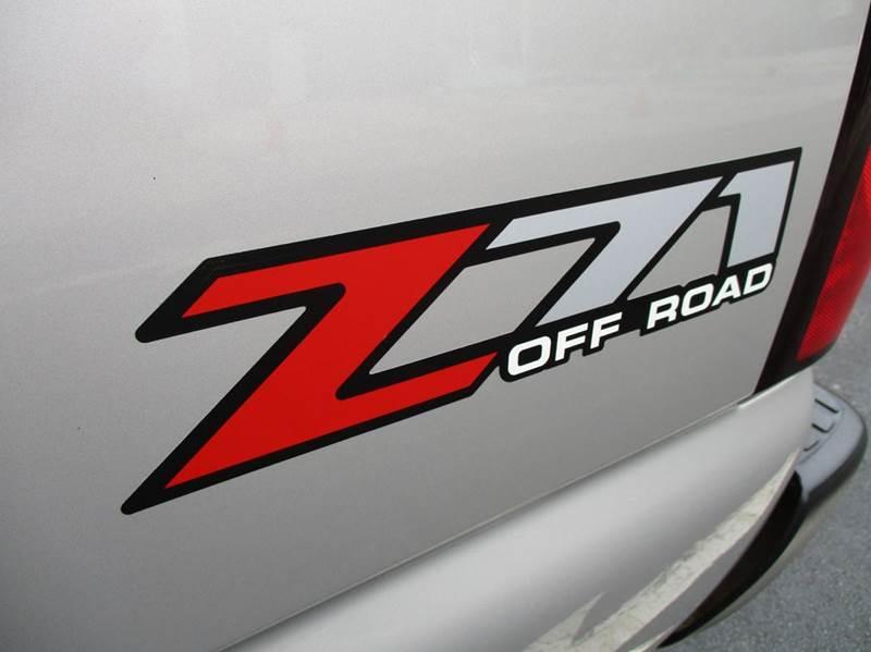 2005 Chevrolet Silverado 1500 4dr Crew Cab Z71 4WD SB - Apex NC