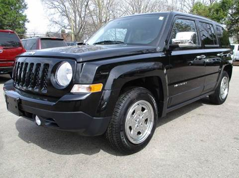 2014 Jeep Patriot for sale in Apex, NC