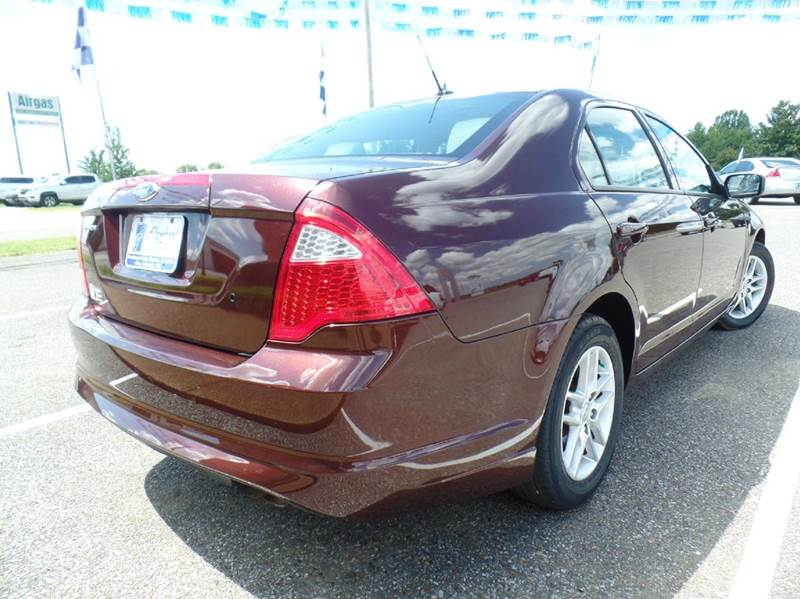 2012 Ford Fusion S 4dr Sedan - Olive Branch MS