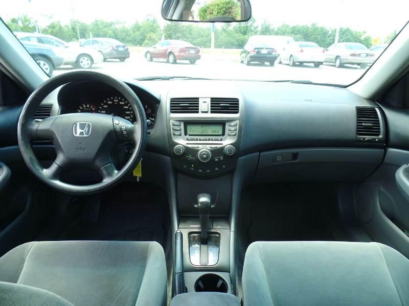 2006 Honda Accord LX 4dr Sedan 5A - Olive Branch MS