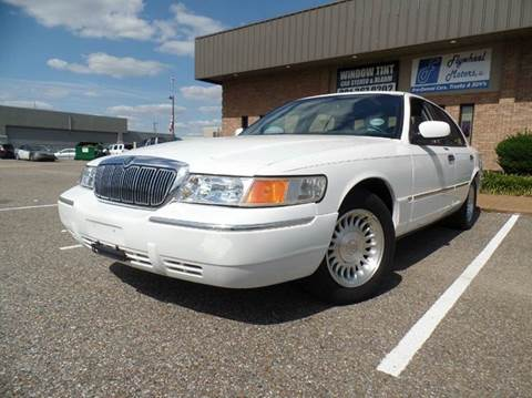 1998 Mercury Grand Marquis for sale in Olive Branch, MS
