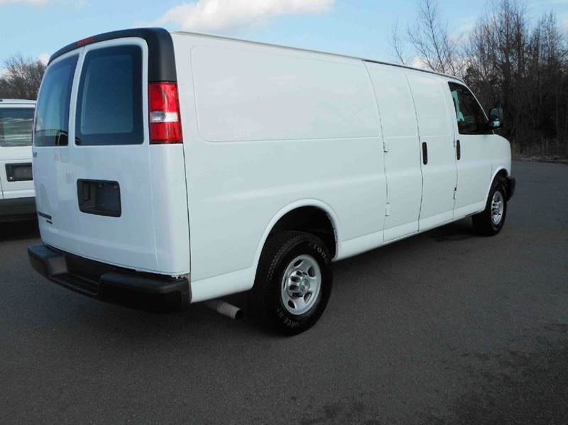2016 chevrolet express cargo van benton ar little rock arkansas full size van vehicles for. Black Bedroom Furniture Sets. Home Design Ideas