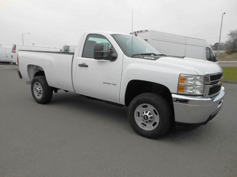 2014 chevrolet silverado 2500hd 4x2 work truck 2dr regular cab lb in benton ar benton truck sales. Black Bedroom Furniture Sets. Home Design Ideas
