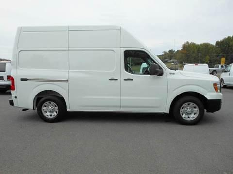 2013 Nissan NV Cargo for sale in Benton, AR