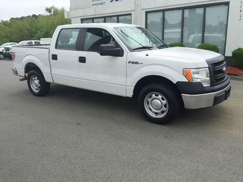 2013 Ford F-150 for sale in Benton, AR