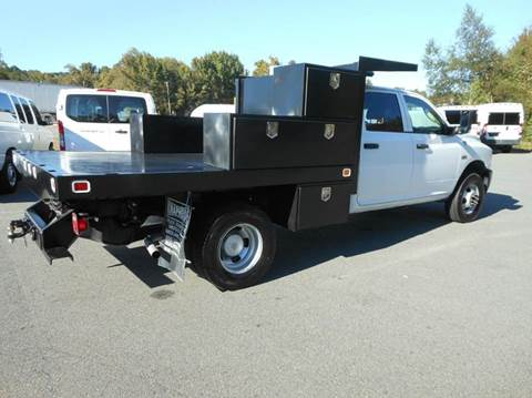 2013 RAM Ram Chassis 3500 for sale in Benton, AR