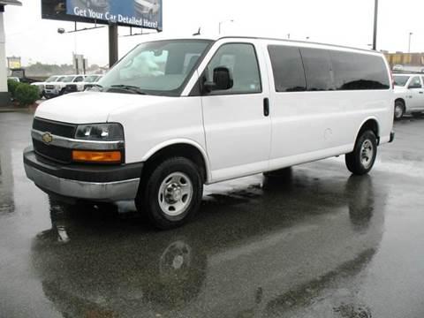 Used Passenger Van For Sale Arkansas Carsforsale Com