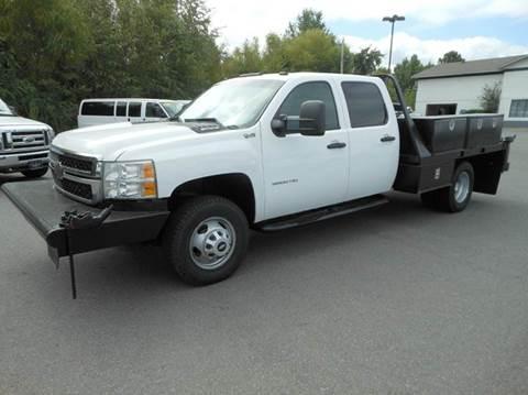 2012 Chevrolet Silverado 3500HD for sale in Benton, AR