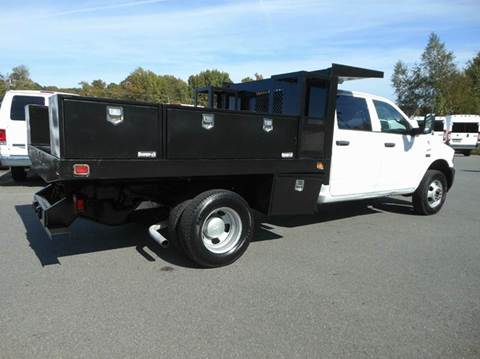 2013 RAM Ram Flatbed 3500 for sale in Benton, AR