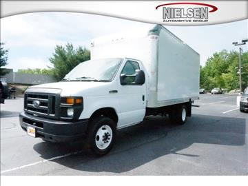 2016 Ford E-Series Chassis for sale in Wharton, NJ