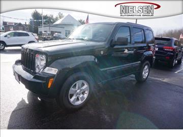 2012 Jeep Liberty for sale in Wharton, NJ