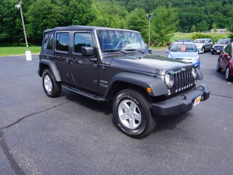 2018 Jeep Wrangler Unlimited for sale in Wharton, NJ