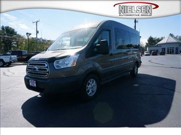 2015 Ford Transit Wagon for sale in Wharton, NJ