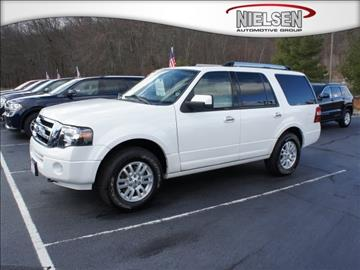 2012 Ford Expedition for sale in Wharton, NJ