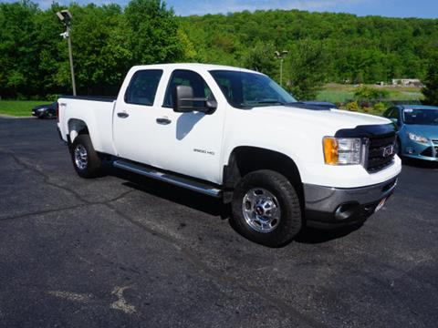 2011 GMC Sierra 2500HD for sale in Wharton, NJ