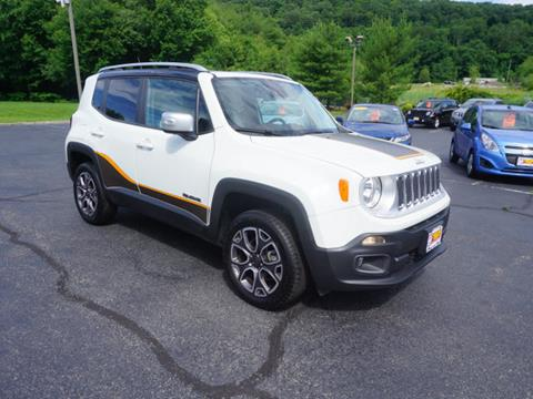 2016 Jeep Renegade for sale in Wharton, NJ