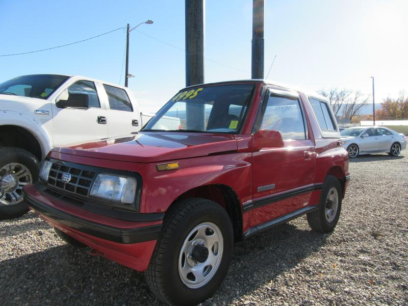 1990 GEO Tracker