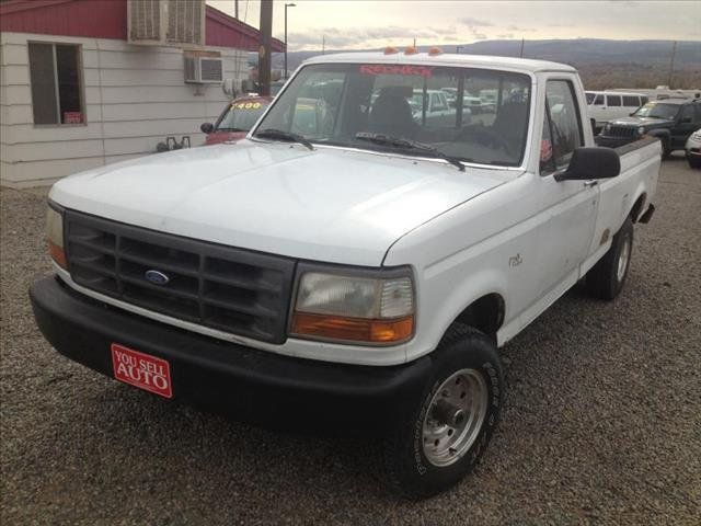 All American Auto Sales Kingsport Tn: Used 1994 Ford F-150 For Sale