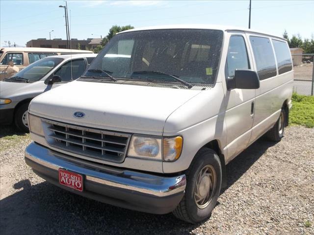 1995 Ford E-150