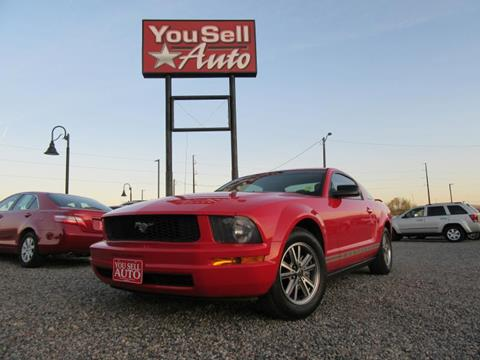 2005 Ford Mustang for sale in Grand Junction, CO