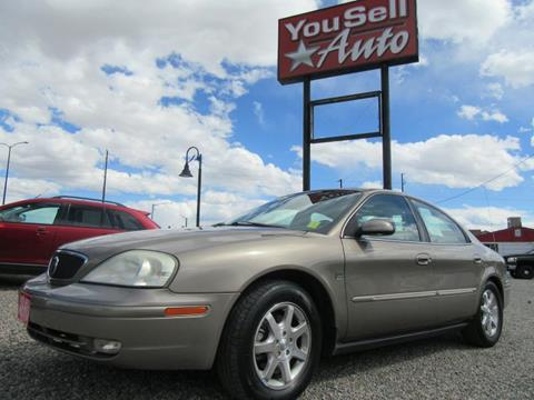 2002 Mercury Sable for sale in Grand Junction, CO