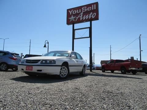 2005 Chevrolet Impala for sale in Grand Junction, CO