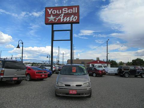 2000 Oldsmobile Silhouette for sale in Grand Junction, CO