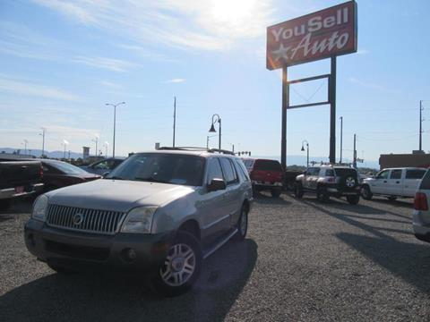 2005 Mercury Mountaineer for sale in Grand Junction, CO