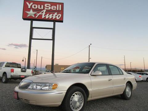 1998 Lincoln Continental for sale in Grand Junction, CO