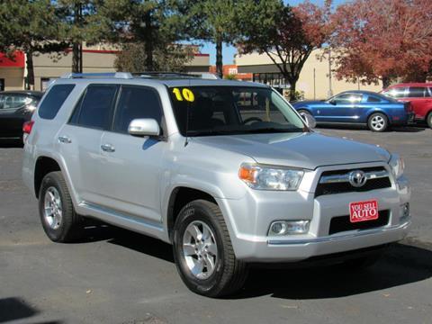 2010 Toyota 4Runner for sale in Longmont, CO