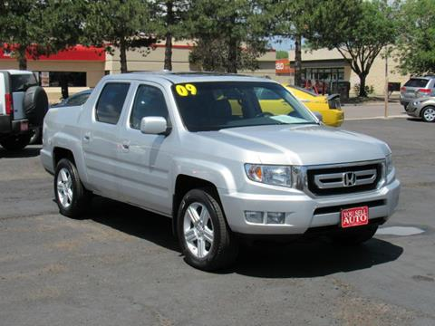 2009 Honda Ridgeline for sale in Longmont, CO