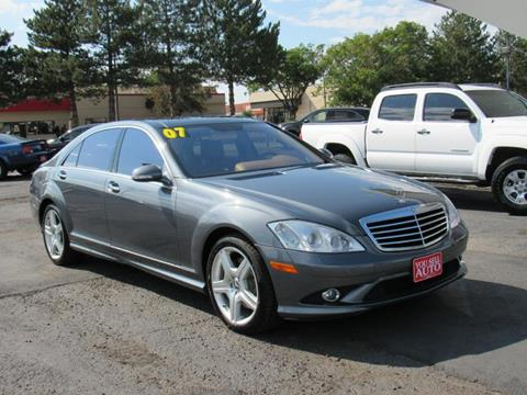 2007 Mercedes-Benz S-Class for sale in Longmont, CO