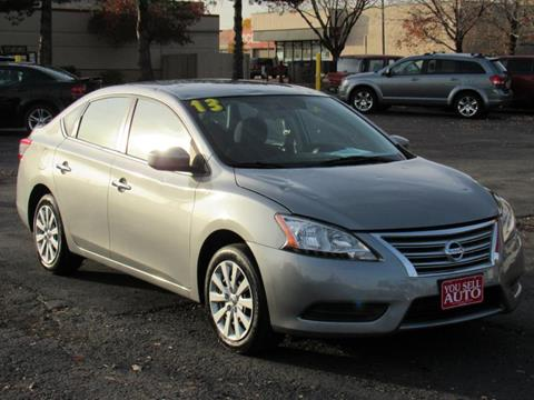 2013 Nissan Sentra for sale in Longmont, CO