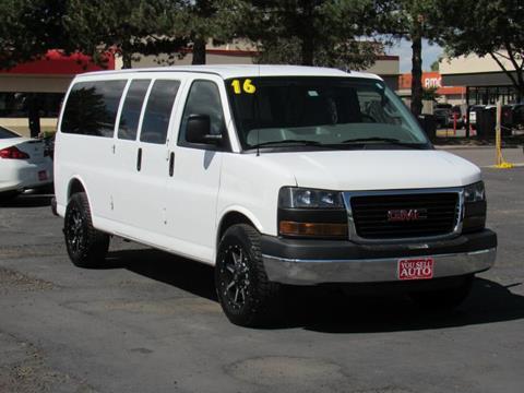 2016 GMC Savana Passenger for sale in Longmont, CO